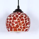 Vintage Glass pendant Lamp Decoration Lamp Resident lamp wall lamp For Restaurant Bar Cafe Loft Bedroom (Umber)