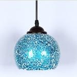 Vintage Glass pendant Lamp Decoration Lamp Resident lamp wall lamp For Restaurant Bar Cafe Loft Bedroom (Sycan)