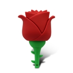 MicroDrive 32GB USB 2.0 Creative Rose U Disk (Red)