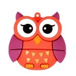 MicroDrive 64GB USB 2.0 Creative Cute Owl U Disk