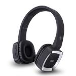 Moloke T6 Wireless Bluetooth Headset Stereo Sound Earphones, Support TF Card & Handfree Function (Black)