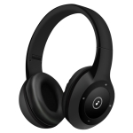 Moloke T8 Foldable Wireless Bluetooth Headset Stereo Sound Earphones, Support TF Card & Handfree Function (Black)