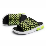 Breathable Mesh Lightweight and Comfortable Casual Sandals for Men (Color:Green Size:39)
