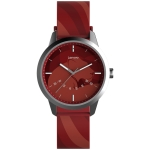 Lenovo Watch 9 Smart Watch Constellation Series – Leo, 5ATM Waterproof, Support Pedometer / Sleep  Monitoring / Sedentary Reminder / Information Reminder, Compatible with Android and iOS System(Red)