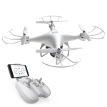 Deer Man AG-07DP 4-Channel Quadcopter with 2MP WIFI Camera Real-time Transmission & LED Night Flight & Gravity Sensing & Remote Control, Support  Headless Mode,Altitude Hold