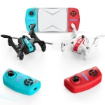 Deer Man AG-03S 2.4GHz Foldable Mini 4-Channel Quadcopter with Infrared Receiver/Transmitter & Remote Control with Sound Effect, Support  Headless Mode