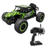 Deer Man LR-R001 2.4G R/C System 1:16 Wireless Remote Control Drift Off-road Four-wheel Drive Toy Car(Green)