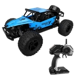 Deer Man LR-R002 2.4G R/C System 1:16 Wireless Remote Control Drift Off-road Four-wheel Drive Toy Car (Blue)