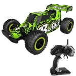 Deer Man LR-R003 2.4G R/C System 1:16 Wireless Remote Control Drift Off-road Four-wheel Drive Toy Car (Green)