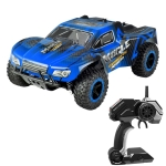 Deer Man LR-R005 2.4G R/C System 1:16 Wireless Remote Control Drift Off-road Four-wheel Drive Toy Car (Blue)