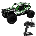Deer Man LR-R006 2.4G R/C System 1:16 Wireless Remote Control Drift Off-road Four-wheel Drive Toy Car (Green)