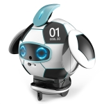 MoFun J01 KUBO Intelligent Ball Robot Electric Toys, Support Infrared Barrier Avoidance & Speech Recognition