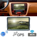 HD 9 inch Car Android 8.1 Radio Receiver MP5 Player for Volkswagen, Support FM & AM & Bluetooth & TF Card & GPS & WiFi with Decoding