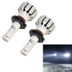 2 PCS X6 H7 DC9-18V / 25W / 6000K / 2500LM Car LED High Brightness Headlight Lamps, CSP Lamp Beads (White Light)