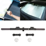 Car Retractable Windshield Sun Shade Block Sunshade Cover for Solar UV Protect, Size: 65cm