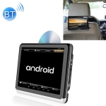 A10D Universal Full HD 10.1 inch Android 6.0 Car Seat Back Radio Receiver MP5 Player, Support Mirror Link / WiFi / FM, with DVD Play and Battery
