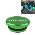 Car Modified Magnetic Diesel Cap Engine Tank Cover for 2013-2017 Dodge Ram