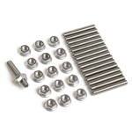 Car Stainless Exhaust Manifold Stud Kit for Ford 4.6 & 5.4L V8