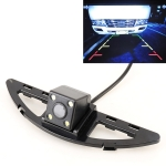 720×540 Effective Pixel HD Waterproof 4 LED Night Vision Wide Angle Car Rear View Backup Reverse Camera for Honda City 2014