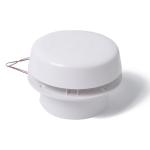 Mushroom Shape 12V White Volt  RV Roof Mute Air Vent Fan Camper Travel Trailer