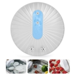 GYB001 Mini-ultrasonic Dishwasher Portable USB Charging Fruit Cleaner, Neutral Packaging (Blue)