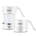 KONKA KEK-06G501 Portable Foldable Travel Electric Kettle, Capacity : 0.5L