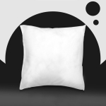 High Elastic PP Cotton Pillow Core Sofa Cushion Household Goods, Size: 50x50cm, Weight: 400g