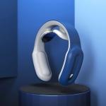 HJ001 Intelligent Mini Remote Control Electric Mini Shoulder Neck Cervical Massager (Blue)