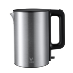 Original Xiaomi Yunmi 1800W Portable Intelligent Stainless Steel Electric Kettle, Capacity: 1.5L
