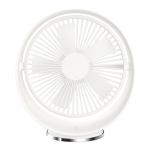 Adjustable Multidimensional Fan Leaf USB Charging Desktop Electric Fan, Support 3 Speed Control