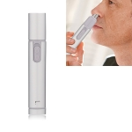 CNaier AE-822 Men Portable 360 Degree Rotation Mute Electric Nasal Hair Trimmer