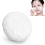 Original Xiaomi Amiro AML003A Waterproof Cotton Cleansing Brush Facial Cleaner Beauty Tool (White)
