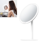 Original Xiaomi Amiro Mini Portable High Definition Sunlight Makeup Mirror (White)