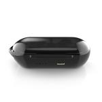 Langston F206 Bluetooth 5.0 TWS Mini Stealth Sport Wireless Bluetooth Earphone (Black)