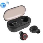 BTH-K08 TWS V5.0 Wireless Stereo Bluetooth Headset with Charging Case