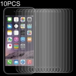 10 PCS 0.26mm 9H 2.5D Tempered Glass Film for iPod touch 6