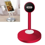 XO C16 360 Degrees Rotation Magnet Table Mount Phone Holder (Red)