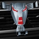 XO C26 Auto Car Transformers Gravity Phone Holder (Black)