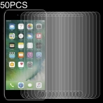 50 PCS 0.26mm 9H 2.5D Tempered Glass Film for iPod touch 7