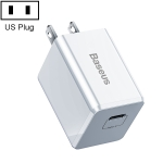 Baseus Traveler Series 18W USB-C / Type-C Port PD Fast Charger, US Plug