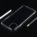 Shockproof PC Protective Case for iPhone XI Max 2019 (Transparent)