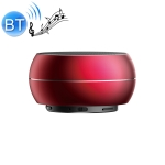 JOYROOM JR-M08S USB Portable Subwoofer Bluetooth Speaker, Support 3.5mm AUX / TF Card & Voice Accounting (Red)