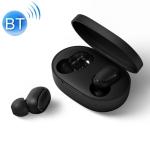 Original Xiaomi Redmi AirDots TWS Bluetooth V5.0 Wireless Earphones, International Edition(Black)