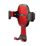JOYROOM JR-ZS192 Car Air Outlet Gravity Phone Bracket(Red)