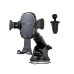 JOYROOM JR-ZS192 Car Air Outlet + Instrument Panel Gravity Phone Bracket(Tarnish)