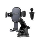 JOYROOM JR-ZS192 Car Air Outlet + Instrument Panel Gravity Phone Bracket(Tarnish)