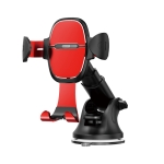 JOYROOM JR-ZS192 Car Instrument Panel Gravity Phone Bracket(Red)