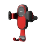 JOYROOM JR-ZS193 Car Air Outlet Gravity Phone Bracket (Red)