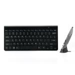 KM-909 2.4GHz Smart Sylus Pen Wireless Optical Mouse + Wireless Keyboard Set (Black)