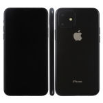 Black Screen Non-Working Fake Dummy Display Model for iPhone XIR (6.1 inch)(Black)